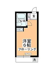 武州長瀬駅 1.5万円
