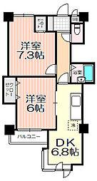 セザール第三所沢 〜新規内装リフォーム済〜