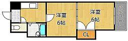 ロイヤルグランデ[5階]の間取り