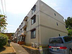 サンフィールド松戸[2階]の外観