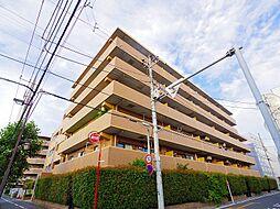 ライオンズマンション志木南[6階]の外観