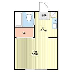 薬園台駅 1.7万円