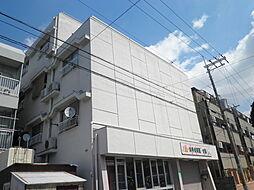 大阪府堺市西区鳳中町9丁の賃貸マンションの外観