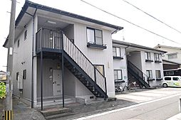 福岡県春日市光町1丁目の賃貸アパートの外観