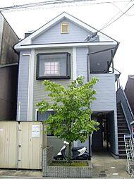京都府京都市伏見区深草直違橋南1丁目の賃貸アパートの外観