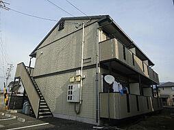 サンライズかしみ[2階]の外観