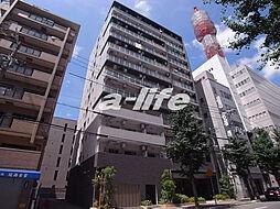 エステムプラザ神戸大開通ルミナス[8F号室]の外観