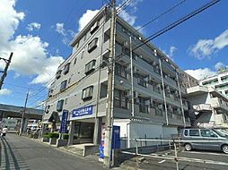 ラフィーヌ池田5番館[1階]の外観