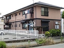 兵庫県神戸市西区竜が岡2丁目の賃貸アパートの外観