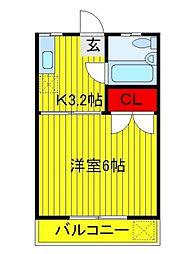 京成大久保駅 2.3万円
