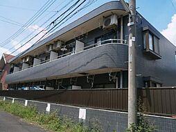 クレッセント柴崎[103号室]の外観