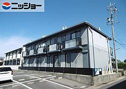 アベニューSHIROKO[1階]の外観