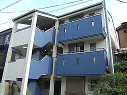 京都府京都市伏見区醍醐御霊ケ下町の賃貸マンションの外観