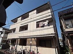木村マンション[303号室]の外観