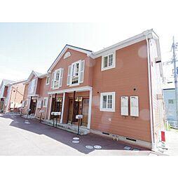 奈良県橿原市高殿町の賃貸アパートの外観