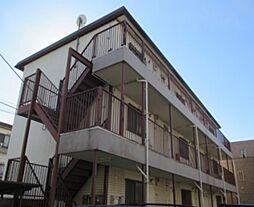 ラ・グリューV[2階]の外観