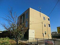 兵庫県伊丹市岩屋1丁目の賃貸アパートの外観
