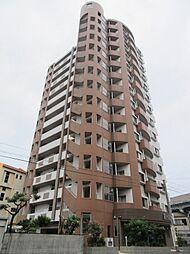 福岡県北九州市小倉北区長浜町の賃貸マンションの外観