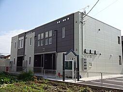 愛知県一宮市馬見塚字東見六の賃貸アパートの外観