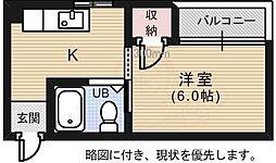 横川駅 2.0万円