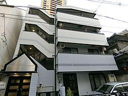 ロイヤルカーサ阿倍野[2階]の外観