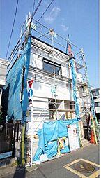 神奈川県横浜市鶴見区下野谷町3丁目の賃貸アパートの外観
