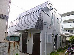 甲子園ファイブII[1階]の外観