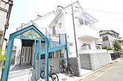 プチグレイス前田[1階]の外観