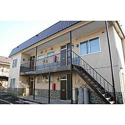 北海道札幌市東区東苗穂一条2丁目の賃貸アパートの外観