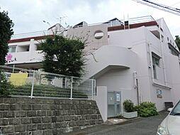 ブルク大沢[1階]の外観