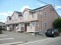 福岡県大野城市山田3丁目の賃貸アパートの外観
