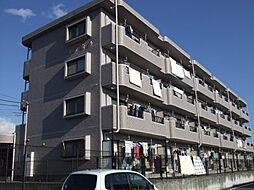 静岡県富士宮市小泉の賃貸マンションの外観