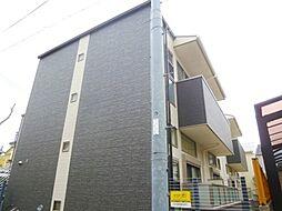 レジデンス甲子園口[1階]の外観