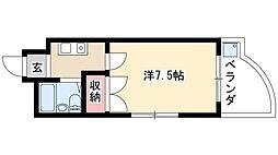 矢場町駅 3.9万円