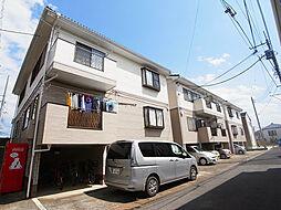 富士ハウス[205号室]の外観