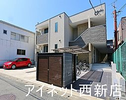 JR筑肥線 姪浜駅 徒歩10分の賃貸アパート