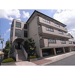 奈良県香芝市旭ケ丘の賃貸マンションの外観