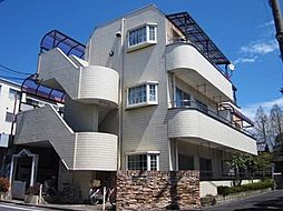 昭和ハイツ[2階]の外観
