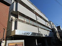 ウィステリア東田辺[4階]の外観