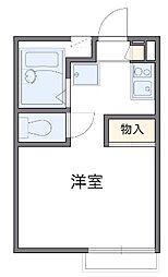 YOSHIKO[2階]の間取り
