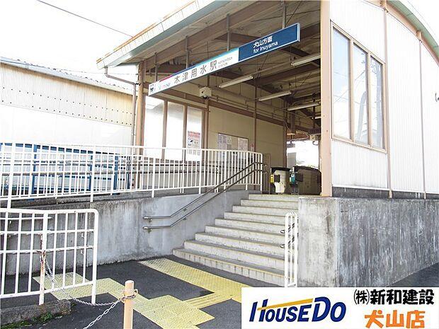 名鉄犬山線 木津用水駅 徒歩 約13分(約1020m)