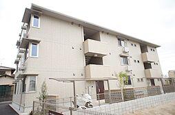 福岡県糟屋郡志免町片峰1丁目の賃貸アパートの外観