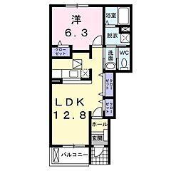 桜沢駅 4.5万円
