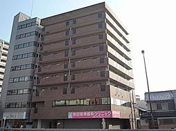 大阪府大阪市福島区海老江7丁目の賃貸マンションの外観
