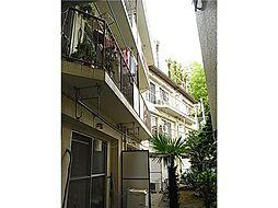 東京都大田区池上1丁目の賃貸マンションの外観