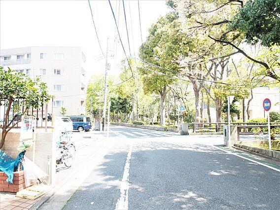 ◇前面道路