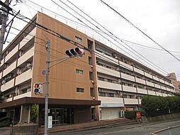 福岡高宮マンション[3階]の外観