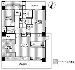 オーセント東生駒
