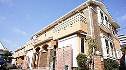 [テラスハウス] 千葉県船橋市南本町 の賃貸【/】の外観