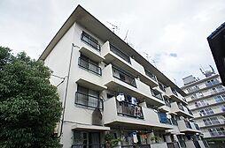 東那珂アパート[3階]の外観